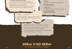 SERvir O NO SERvir