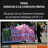 Vídeo TIPNIS: Derecho a la consulta previa 2011
