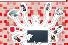 Cartells Playeros, Mobilitzat, Engan-xat, Tele-missió, Estàs pantallat?