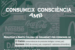 Consumeix (amb) consciència